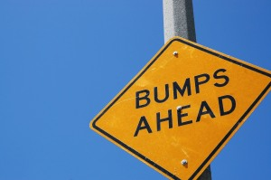Bumps-Ahead